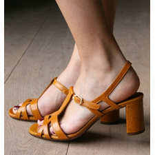 NUANCE CURRY :: SANDALS :: CHIE MIHARA SHOP ONLINE